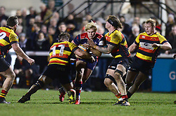 Dan Thomas of Bristol Rugby - Mandatory by-line: Dougie Allward/JMP - 30/12/2017 - RUGBY - The Athletic Ground - Richmond, England - Richmond v Bristol Rugby - Greene King IPA Championship