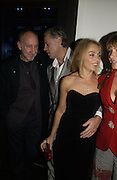 PETE TOWNSHEND, , Bob Geldof, Jeanne Marine. First night party for High Society. Shanghai Blues. High Holborn.  October 10 2005. ONE TIME USE ONLY - DO NOT ARCHIVE © Copyright Photograph by Dafydd Jones 66 Stockwell Park Rd. London SW9 0DA Tel 020 7733 0108 www.dafjones.com