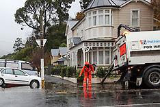 Dunedin-Constant rain causes troubles in Otago