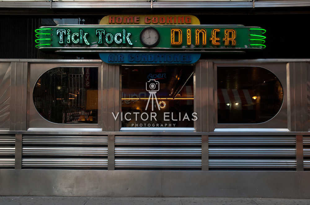 Street sign detail. NYC.USA.