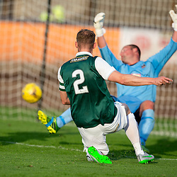 Berwick Rangers v Hibs | Pre-season Friendly | 14 July 2015