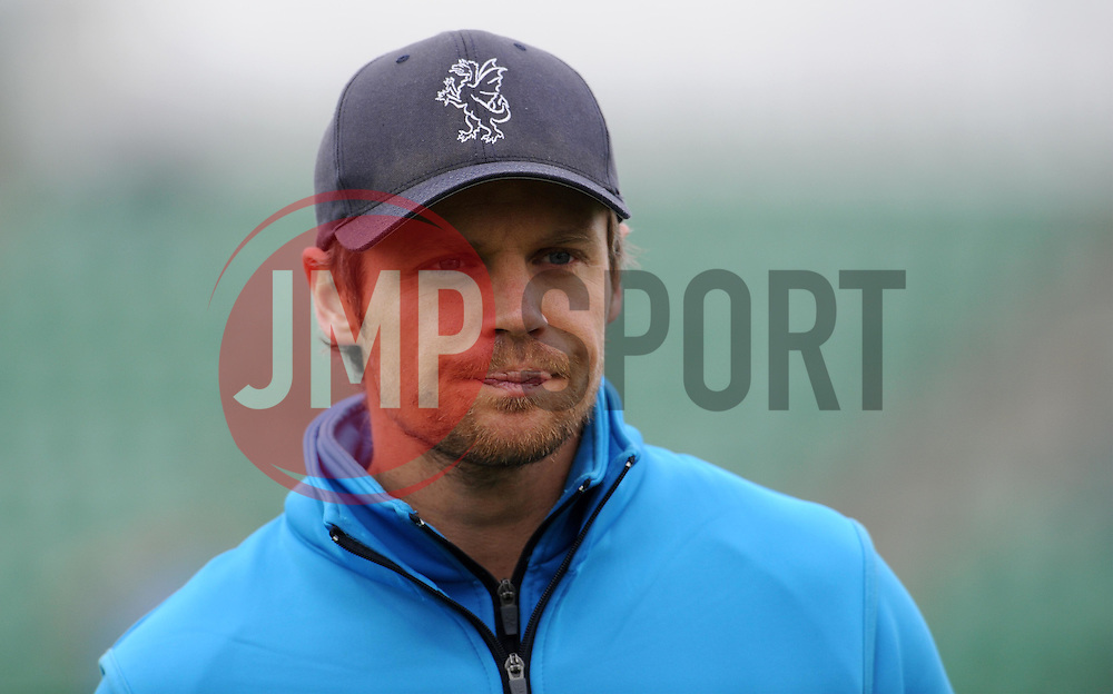Somerset's James Hildreth - Photo mandatory by-line: Harry Trump/JMP - Mobile: 07966 386802 - 07/04/15 - SPORT - CRICKET - Pre Season - Somerset v Lancashire - Day 1 - The County Ground, Taunton, England.