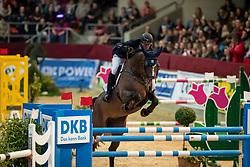 LEMMER Oliver (GER), Quibell 26<br /> Neustadt-Dosse - CSI 2019<br /> Championat von Neustadt-Dosse<br /> Preis der Deutschen Kreditbank AG<br /> 12. Januar 2019<br /> © www.sportfotos-lafrentz.de/Stefan Lafrentz