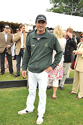 ADOLFO CAMBIASO at a charity polo match organised by Jaeger Le Coultre was held at Ham Polo Club, Richmond, Surrey on 12th June 2009.
