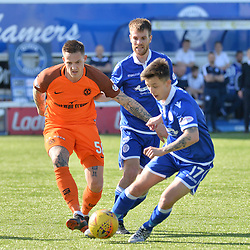 Queen of the South v Dundee United, Scottish Championship, 21 April 2018