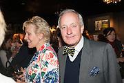 CHRISTINE HAMILTON; NEIL HAMILTON, The launch of Nicky Haslam for Oka. Oka, 155-167 Fulham Rd. London SW3. 18 September 2013.