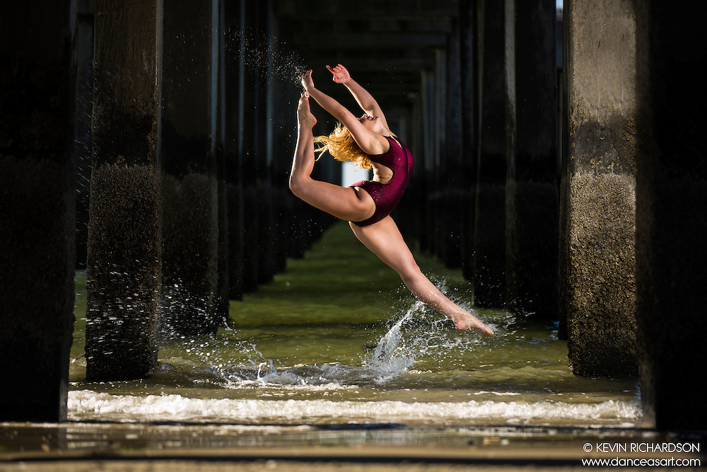 Dance As Art The New York City Photography Project with dancer Taylor Gerasch