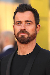 September 16, 2018 - London, England, United Kingdom - 9/13/18.Justin Theroux at the Netflix Television series premiere of ''Maniac''..(London, England, UK) (Credit Image: © Starmax/Newscom via ZUMA Press)