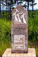 Sign in the Palma Rubia area, Pinar del Rio, Cuba.