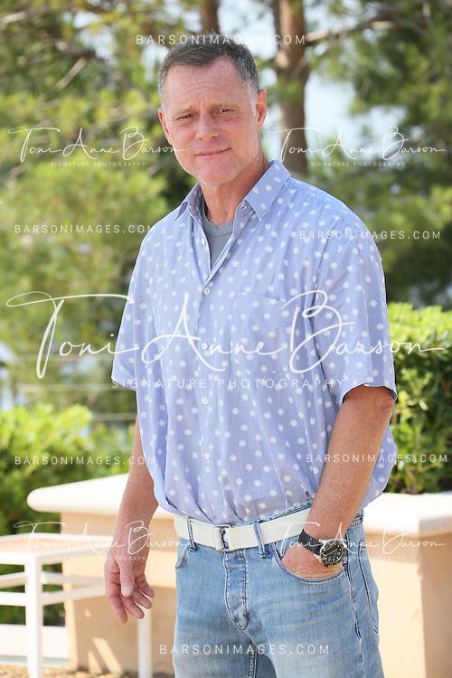 "MONTE-CARLO, MONACO - JUNE 10:  Jason Beghe attends ""Chicago PD"" Photocall at the Monte Carlo Bay Hotel on June 10, 2014 in Monte-Carlo, Monaco.  (Photo by Tony Barson/FilmMagic)"