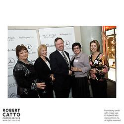 Wellington Star Mercedes / Partridge Jewellers / Chopard 'Thomas Crown Affair' event, Oceania Room, Te Papa, Wellington.  Organised by Clockwork Group.