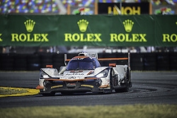 January 28, 2018 - Daytona, FLORIDE, ETATS UNIS - 6 ACURA TEAM PENSKE (USA) ACURA DPI DANE CAMERON (USA) JUAN PABLO MONTOYA (COL) SIMON PAGENAUD  (Credit Image: © Panoramic via ZUMA Press)