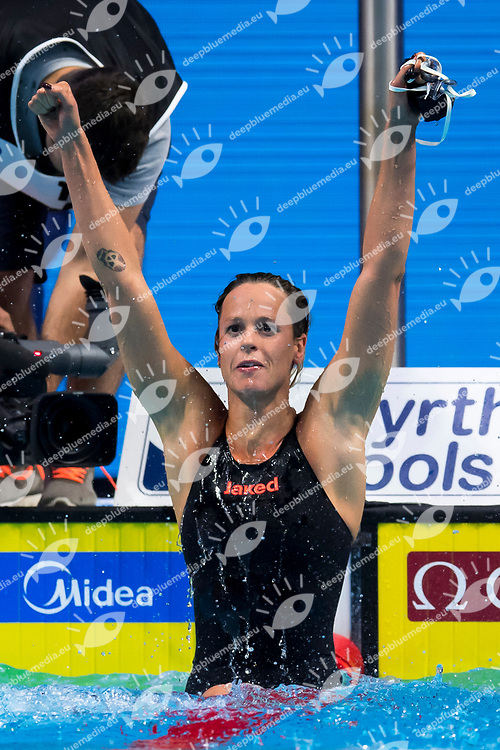 PELLEGRINI Federica ITA gold medal<br /> swimming<br /> Women's 200m freestyle final<br /> day 13 26/07/2017 <br /> XVII FINA World Championships Aquatics<br /> Photo &copy; Giorgio Perottino/Deepbluemedia/Insidefoto