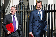2019-05-14 Cabinet meeting at Downing Street
