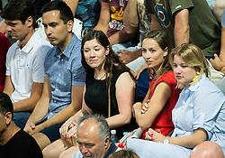 Supporters during Final Singles match at Day 9 of ATP Challenger Zavarovalnica Sava Slovenia Open 2018, on August 11, 2018 in Sports centre, Portoroz/Portorose, Slovenia. Photo by Vid Ponikvar / Sportida