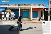 Assignment. The small village of Sejnane is ruled by Salafists and Islamic law. (Tunisia)
