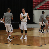 Men's Basketball: University of Wisconsin-Stevens Point Pointers vs. Whitman College Missionaries