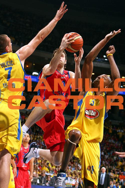 DESCRIZIONE : Praga Eurolega 2005-06 Final Four Finale 1-2 Posto Cska Mosca Maccabi Tel Aviv<br />GIOCATORE : Papaloukas<br />SQUADRA : Maccabi Tel Aviv<br />EVENTO : Eurolega 2005-2006 Final Four Finale 1-2 Posto <br />GARA : Cska Mosca Maccabi Tel Aviv<br />DATA : 30/04/2006 <br />CATEGORIA : Tiro<br />SPORT : Pallacanestro <br />AUTORE : Agenzia Ciamillo-Castoria/E.Castoria<br />Galleria : Eurolega 2005-2006 <br />Fotonotizia : Praga Eurolega 2005-2006 Final Four Finale 1-2 Posto Cska Mosca Maccabi Tel Aviv<br />Predefinita:
