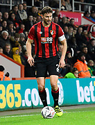 Simon Francis (2) of AFC Bournemouth during the The FA Cup match between Bournemouth and Luton Town at the Vitality Stadium, Bournemouth, England on 4 January 2020.