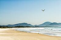 Praia da Barra da Lagoa. Florianópolis, Santa Catarina, Brasil. / Barra da Lagoa Beach. Florianopolis, Santa Catarina, Brazil.
