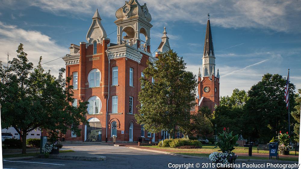 Wellington, Ohio - The Spirit of 76