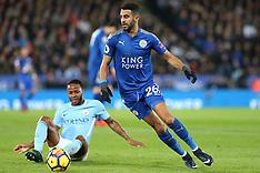 Leicester v Man City - 18 November 2017