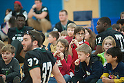 SU Football team kicked off their reading program at Mechanicsville elementary today with a little physical activity to get the students excited about reading.SU Football team kicked off their reading program at Mechanicsville elementary today with a little physical activity to get the students excited about reading.
