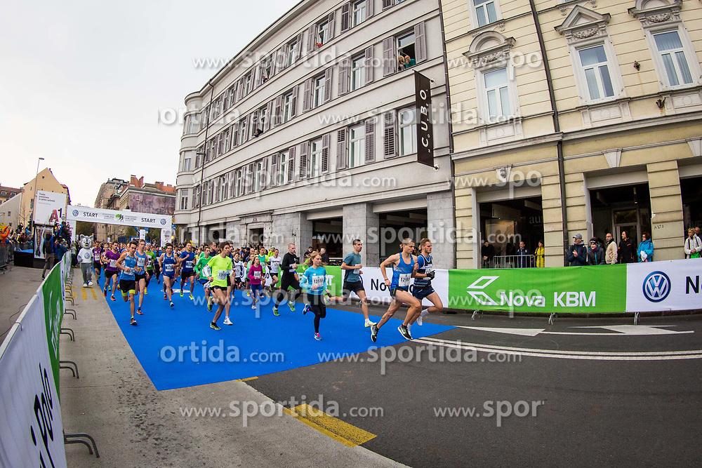 21km and 42km Run at Volkswagen 22nd Ljubljana Marathon 2017, on October 29, 2017 in Ljubljana, Slovenia. Photo by Ziga Zupan / Sportida