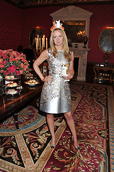 Editor of tatler KATE REARDON at Tatler's Jubilee Party in association with Thomas Pink held at The Ritz, Piccadilly, London on 2nd May 2012.
