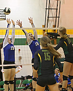 High School Volleyball - Hempstead vs Washington - MVC Championship - October 13, 2012