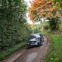 Car 52 Kevin Furnish David Haydock Audi Quattro Turbo