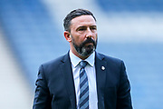 Aberdeen manager Derek McInnes ahead of the Betfred Cup Final between Celtic and Aberdeen at Celtic Park, Glasgow, Scotland on 2 December 2018.