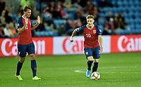 Fotball , 5. september 2019 , Euro-Qual. Norge- Malta<br /> Norway - Malta 2-0<br /> <br />  Martin Ødegaard , Martin Odegaard  , Norge<br /> Sander Berge , Norge