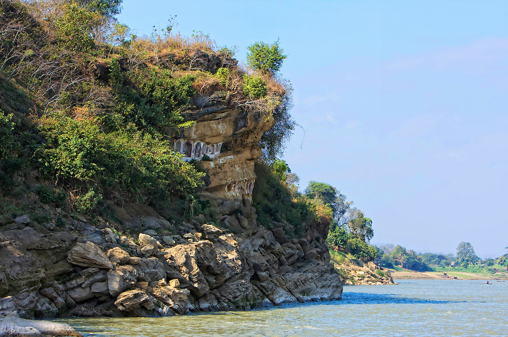 Pyay area, Hongo, and the Akauk Taung Caves, Myanmar.
