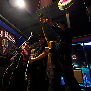Rock on! A great show by Mike Fantom and the Bop A Tones, live at Tiki 312 in Châtelet, Belgium on Sunday, 15 Sep 2013.