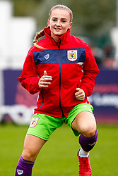 Poppy Wilson of Bristol City prior to kick off - Mandatory by-line: Ryan Hiscott/JMP - 14/10/2018 - FOOTBALL - Stoke Gifford Stadium - Bristol, England - Bristol City Women v Birmingham City Women - FA Women's Super League 1