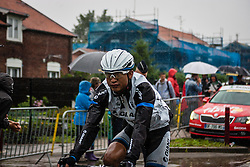 Cheng Ji (CHN), Team Giant - Shimano, Tour de France, Stage 5: Ypres > Arenberg Porte du Hainaut, UCI WorldTour, 2.UWT, Wallers, France, 9th July 2014, Photo by Pim Nijland