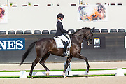 Joyce Lenaerts - Kaboom<br /> FEI World Championships Young Dressage Horses 2019<br /> © DigiShots