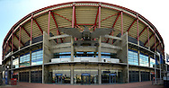 General Views of Estádio da Luz, Lisbon **Note to editors, this image has been stitched together with software ** <br /> Picture by Ian Wadkins/Focus Images Ltd +44 7877 568959<br /> 23/05/2014