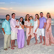 Rucker Family Beach Photos