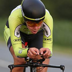 18-07-2016: Wielrennen: Thueringen Rundfahrt vrouwen: Zeulenroda<br />ZEULENRODA (DLD) wielrennen  <br />Janneke Ensing