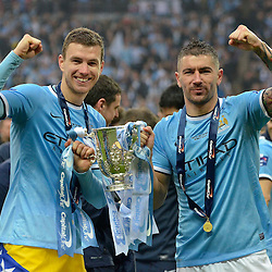 Manchester City v Sunderland   Capital One Cup Final   2 March 2014