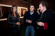 AMANDA SHEPPARD; BRYAN FERRY; MIKE FIGGIS, Unseen Guy Bourdin,  Exhibition of photographs curated in collaboration with Phillips de Pury & Company. The Wapping Project, Wapping Wall, London E1. 7 May 2009