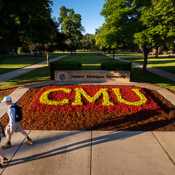 Summer Scenics CMU Sign Bellows