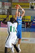 DESCRIZIONE : Bormio Torneo Internazionale Maschile Diego Gianatti Italia Senegal<br /> GIOCATORE : Andrea Bargnani<br /> SQUADRA : Italia Italy<br /> EVENTO : Raduno Collegiale Nazionale Maschile <br /> GARA : Italia Senegal Italy <br /> DATA : 17/07/2009 <br /> CATEGORIA :  tiro<br /> SPORT : Pallacanestro <br /> AUTORE : Agenzia Ciamillo-Castoria/C.De Massis