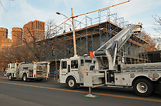 Yale SOM Watson Hall Roof Fire | 25 November 2011