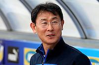 YOON Dukyeo  - Coach of South Korea