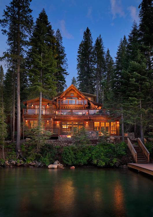 Donner Lake Residence.Sandbos Studio.BC Builders.Surlamer Design