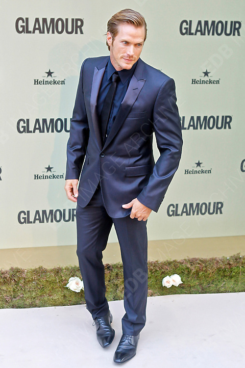 26.JUNE.2012. MADRID<br /> <br /> JASON LEWIS ATTENDS THE GLAMOUR AWARDS 10th ANNIVERSARY AT THE ITALIAN EMBASSY, MADRID.<br /> <br /> BYLINE: EDBIMAGEARCHIVE.CO.UK<br /> <br /> *THIS IMAGE IS STRICTLY FOR UK NEWSPAPERS AND MAGAZINES ONLY*<br /> *FOR WORLD WIDE SALES AND WEB USE PLEASE CONTACT EDBIMAGEARCHIVE - 0208 954 5968*