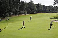 GEIJSTEREN - Hole 2 van Golf- en Countryclub Geijsteren. FOTO KOEN SUYK
